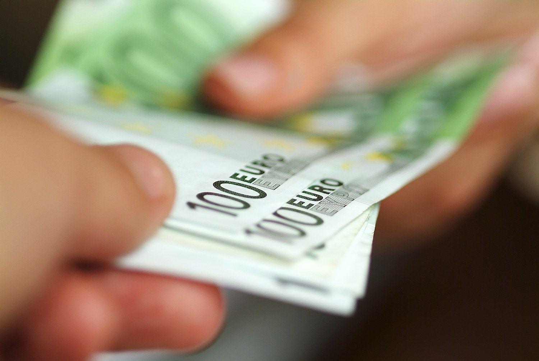 Vyriausybė ketveriems metams pasiskolino 20 mln. Eur