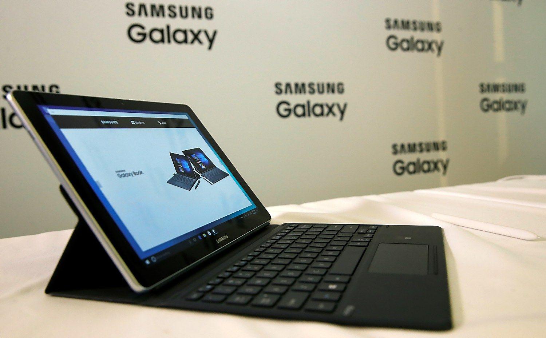 """Samsung"" Barselonoje pristatė 2 planšetes"