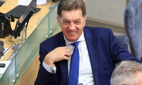 Socialdemokratų lyderis: koalicija darbinga ir negriūva