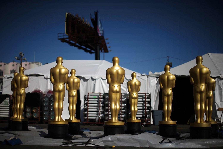 """Oskarų"" dalybų finale – netikėtumas"