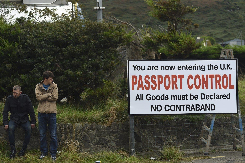 """""""Brexit"""" įkaitėmis tapusios Airija ir Škotija renkasi skirtingas strategijas"""