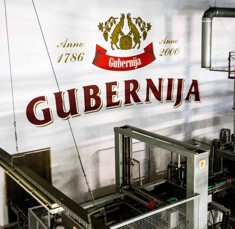 """""""Gubernija"""" klimpsta į nuostolius"""