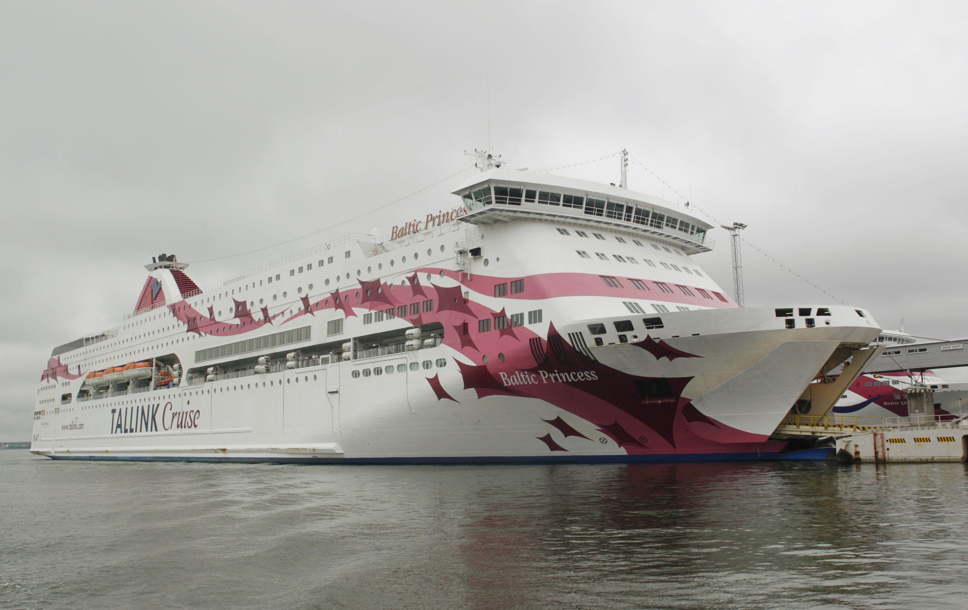 """""""Tallink Grupp"""" ketvirtinius nuostolius pakeitė pelnu"""