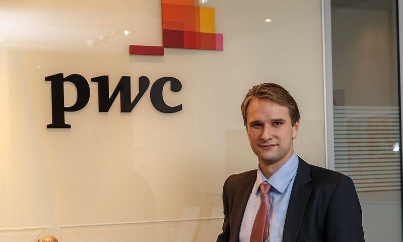 """Rokas Bukauskas, advokatų kontoros PricewaterhouseCoopers Legal Bukauskas ir partneriai vadovaujantis partneris: """"PwC Legal Lietuva"""" šiuo metu taip pat aktyviai domisi įvairiomis plėtros galimybėmis"""". Vladimiro Ivanovo (VŽ) nuotr."""