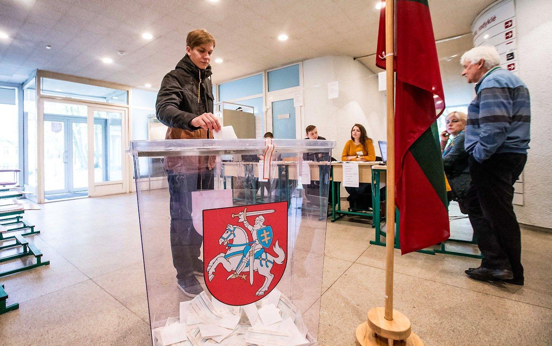 Treji šio pavasario rinkimai kainuos 0,745 mln. Eur