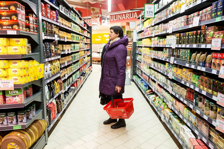 Estijoje vidutinė alga pernaipadidėjo iki1.146 Eur