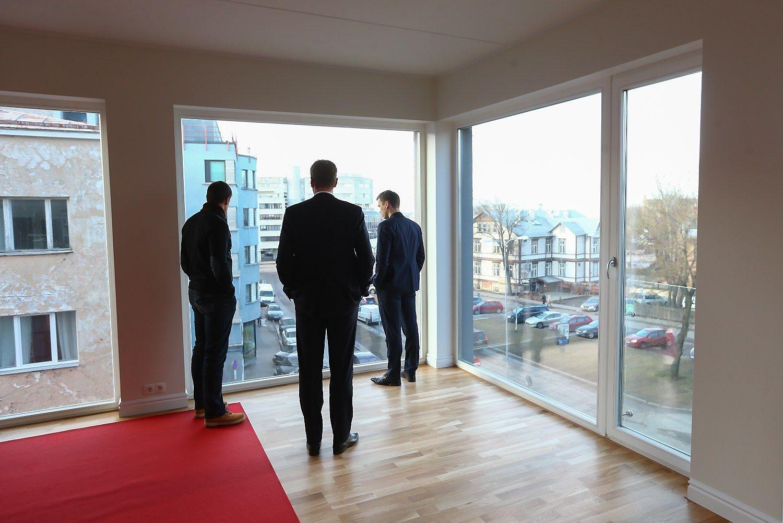 Naujų butų rinka Taline: analizavo sandorius
