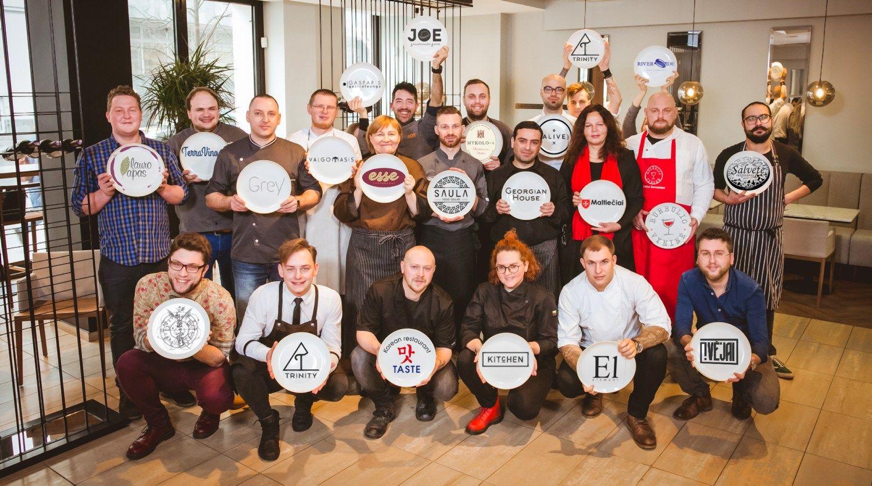 Kviečia aplankyti Vilniaus restoranus: kulinarijos safaris