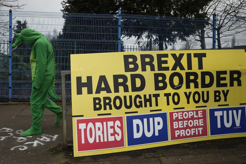 """Airiai rūpinasi energetinenepriklausomybe po """"Brexit"""""""