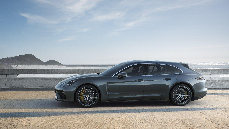 """""""Porsche Panamera"""" – jau ir universalas"""