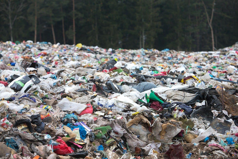 Gamybos žaliava renkasi atliekas