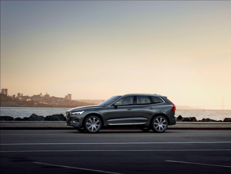 """""""Volvo"""" pristatė naują šeimos narį – visureigį XC60"""
