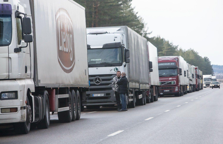 Transporto paslaugų eksportas gelbsti Lietuvos BVP