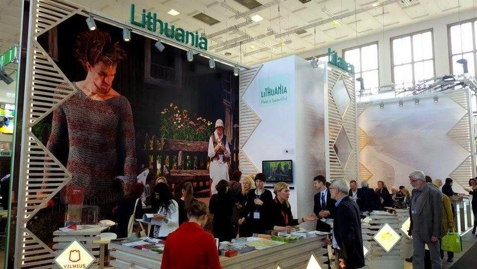 Berlyne pristato Lietuvos garsą ir kvapą