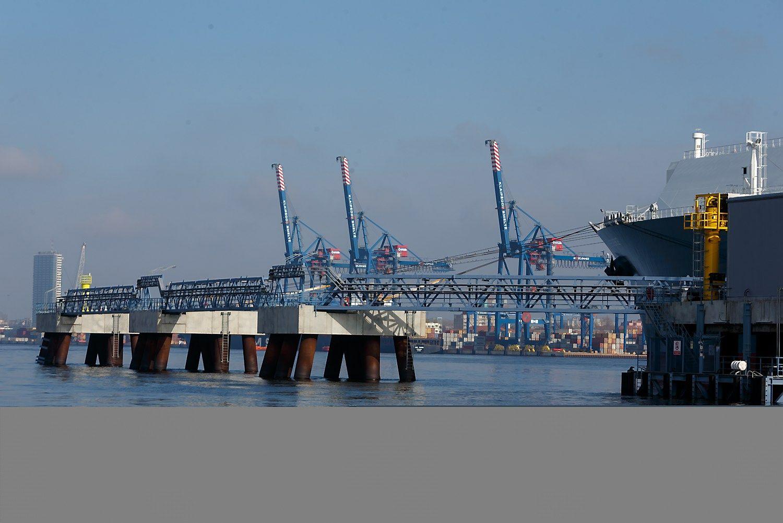 Klaipėdos miestas tiesia ranką į uosto kišenę