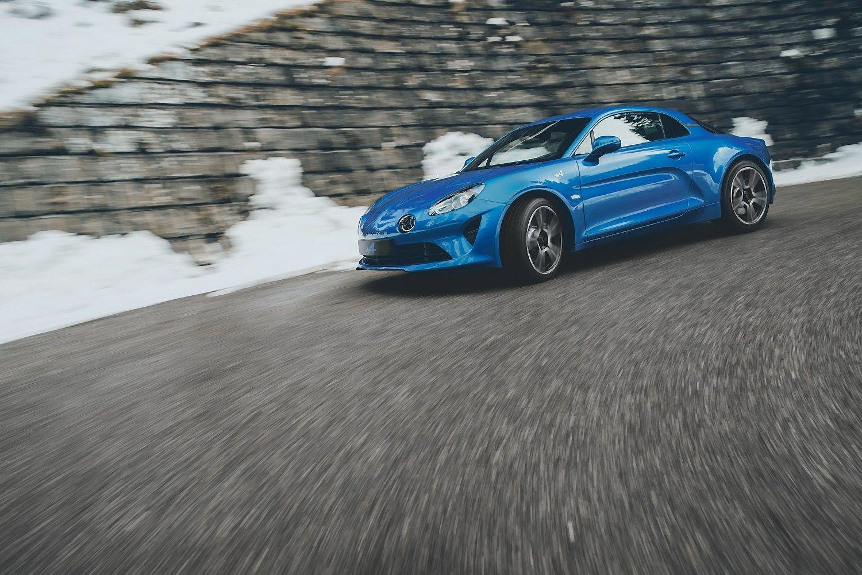 """Atgaivino """"Alpine"""" ženklą – naują modelį pardavinės jau šiemet"""