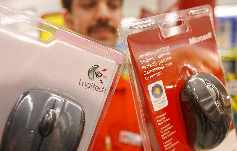 """""""Logitech"""" rinks milžinų trupinius arba mėgins atimti kąsnį"""