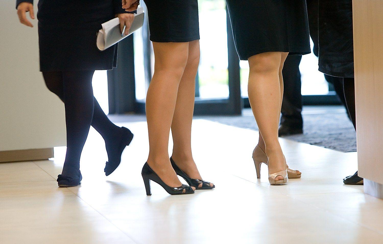 Moterų daugėja teismuose, bet ne Baltijos šalių parlamentuose