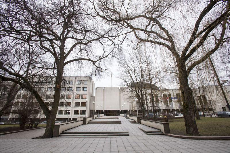 Vyriausybės rūmai Vilniuje.  Vadimiro Ivanovo (VŽ) nuotr.