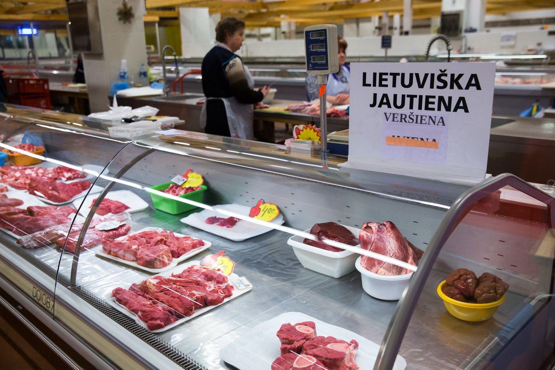 Lietuvišką jautieną netrukus įsileis dar viena rinka
