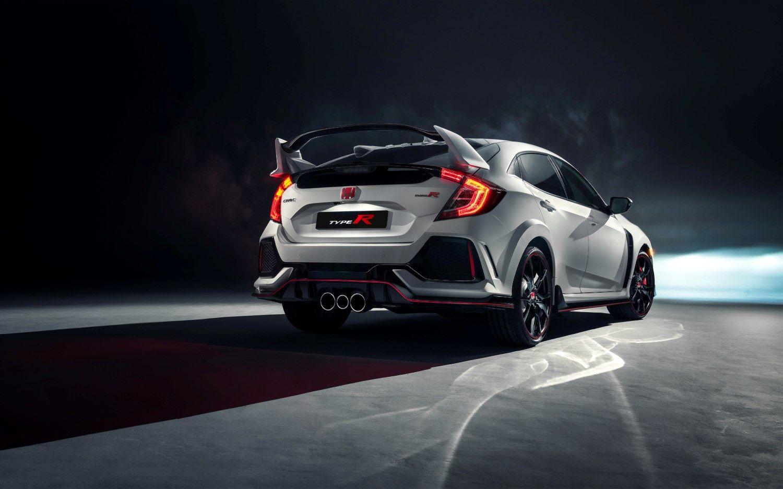 """Ženevos parodoje – 320 AG naujasis """"Civic Type R"""""""