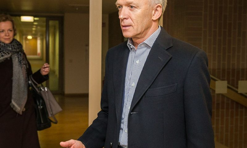 Arvydas Avulis, AB Hanner valdybos pirmininkas Juditos Grigelytės (VŽ) nuotr.