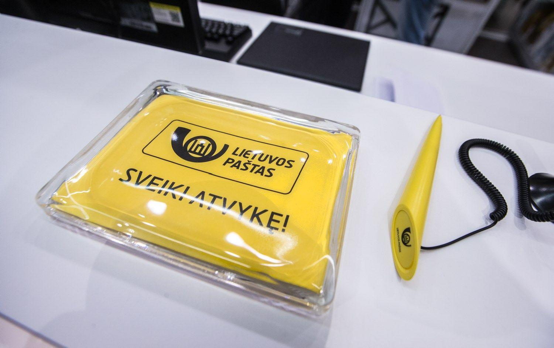 Lietuvos paštas pasirinko reklamos ir komunikacijos partnerius