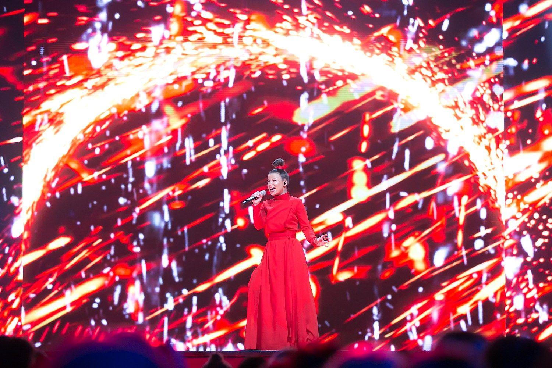 """Lietuvai """"Eurovizijoje"""" atstovaus """"Fusedmarc"""""""