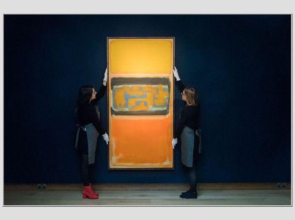 Rusų milijardierius nuostolingai išparduoda meno kolekciją