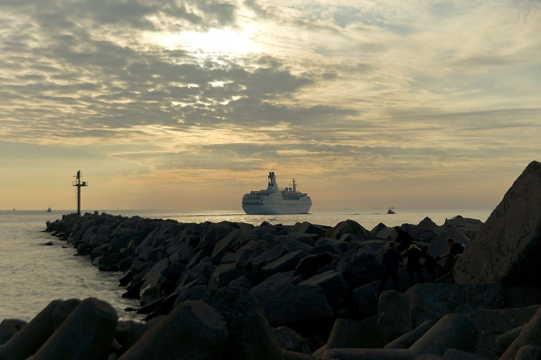 Klaipėdos laukia intensyvus kruizinių laivų sezonas