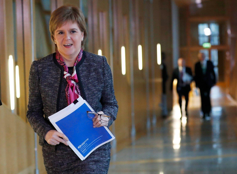 Škotijos nepriklausomybė: bus siekiama antrojo referendumo