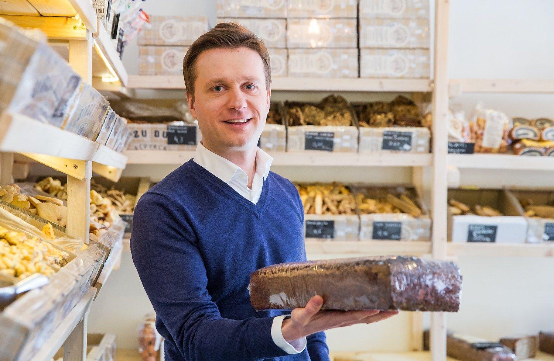 """""""Biržų duonos"""" apyvarta augo dešimtadaliu"""