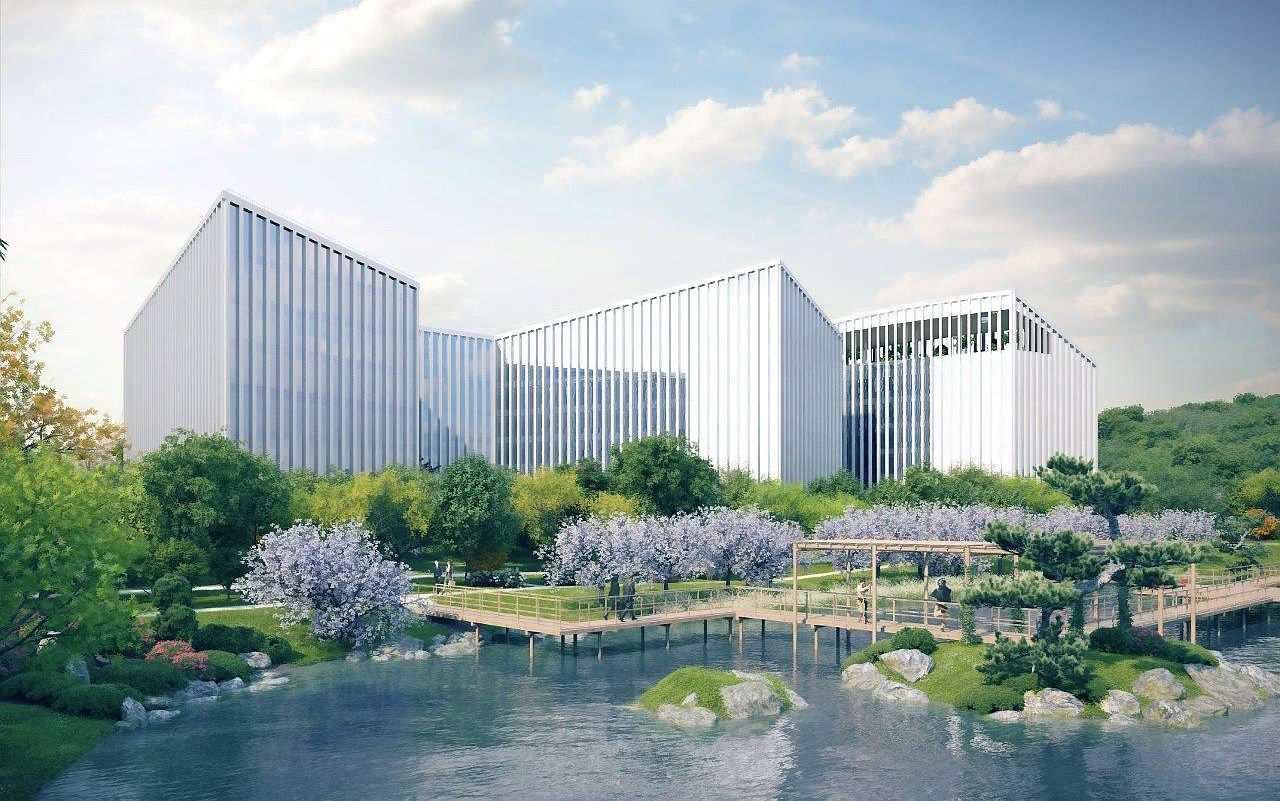 Vilniuje pradeda statyti 14.800 kv. m ploto biurų pastatą