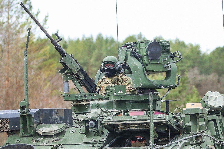 Kur pagal gynybos išlaidas Lietuva yra NATO
