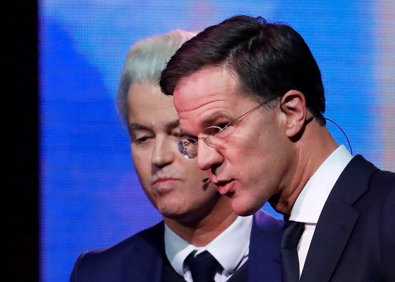 VŽ paaiškina: kodėl svarbūs Nyderlandų rinkimai