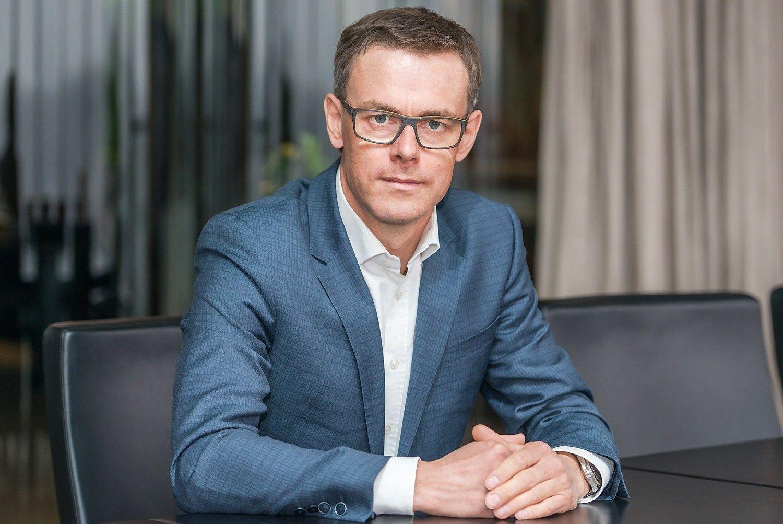 Audrius Žiugžda nuvairavo lietuvišką investicinį fondą į JAV