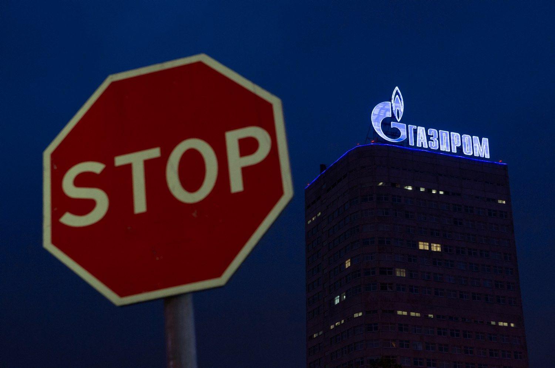 """ES antimonopolinėje byloje – vienas svarbiausių """"Gazprom"""" žingsnių"""