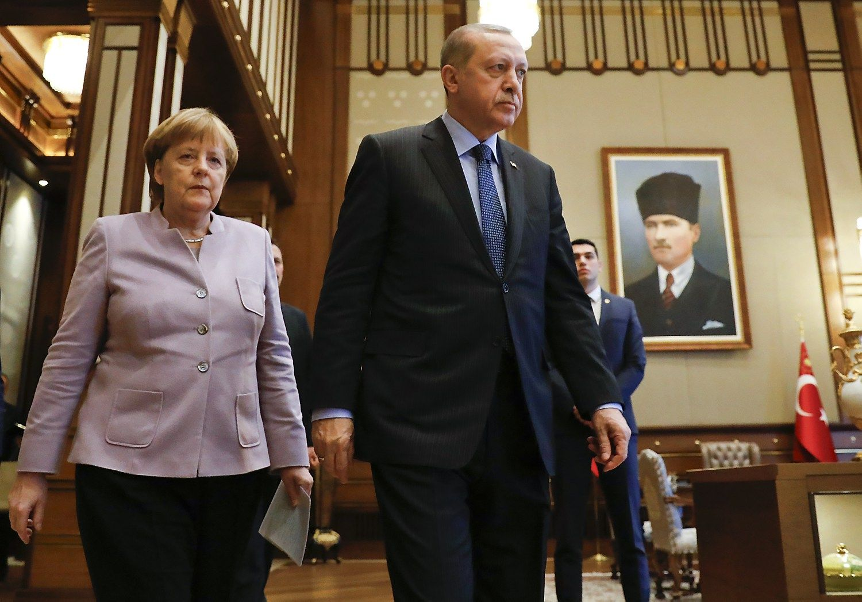 Turkijos ministrų agitacines akcijas grasina drausti ir Vokietija