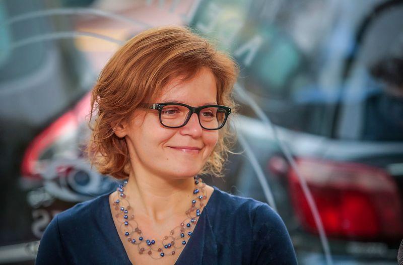 """Julita Varanauskienė, naujoji """"Sodros"""" direktoriaus patarėja. Vladimiro Ivanovo (VŽ) nuotr."""