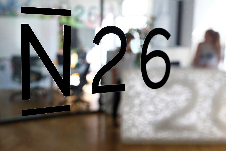 Vokiečių mobiliojo banko N26 vartotojų skaičius trigubėjo