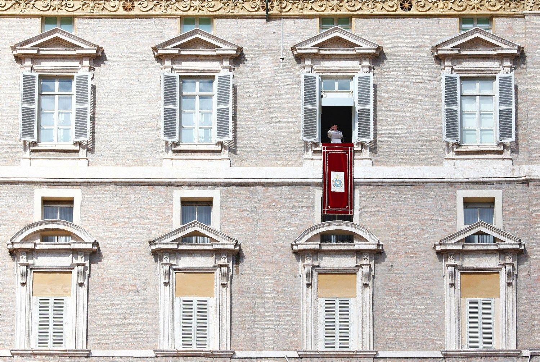 """Vatikano siekis – tapti pirmąja """"žaliąja"""" valstybe pasaulyje"""