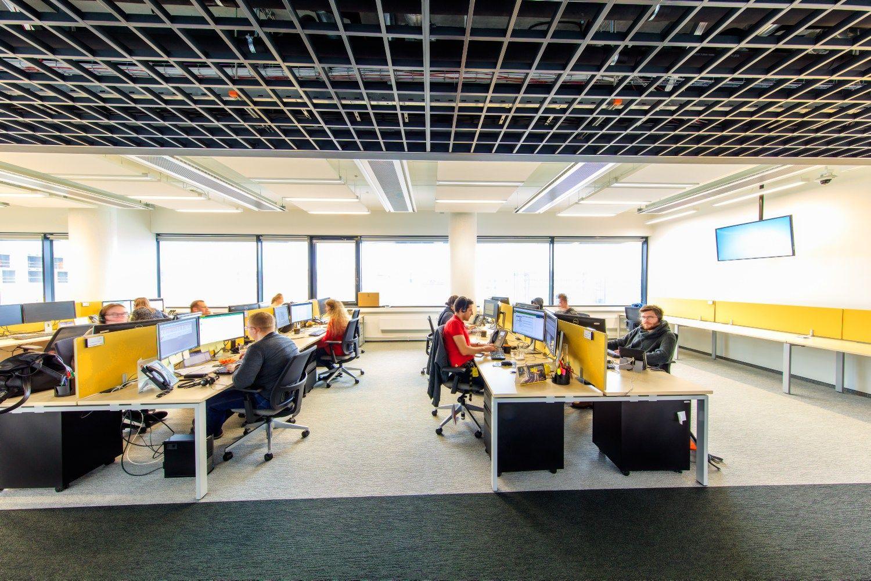Kaip į atviras biurų erdves sugrąžinti privatumą ir komfortą?