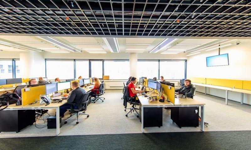 """""""Western Union"""" komfortą ir konfidencialumą savo biuruose visame pasaulyje užtikrina įdiegusi triukšmo slopinimo sistemas."""