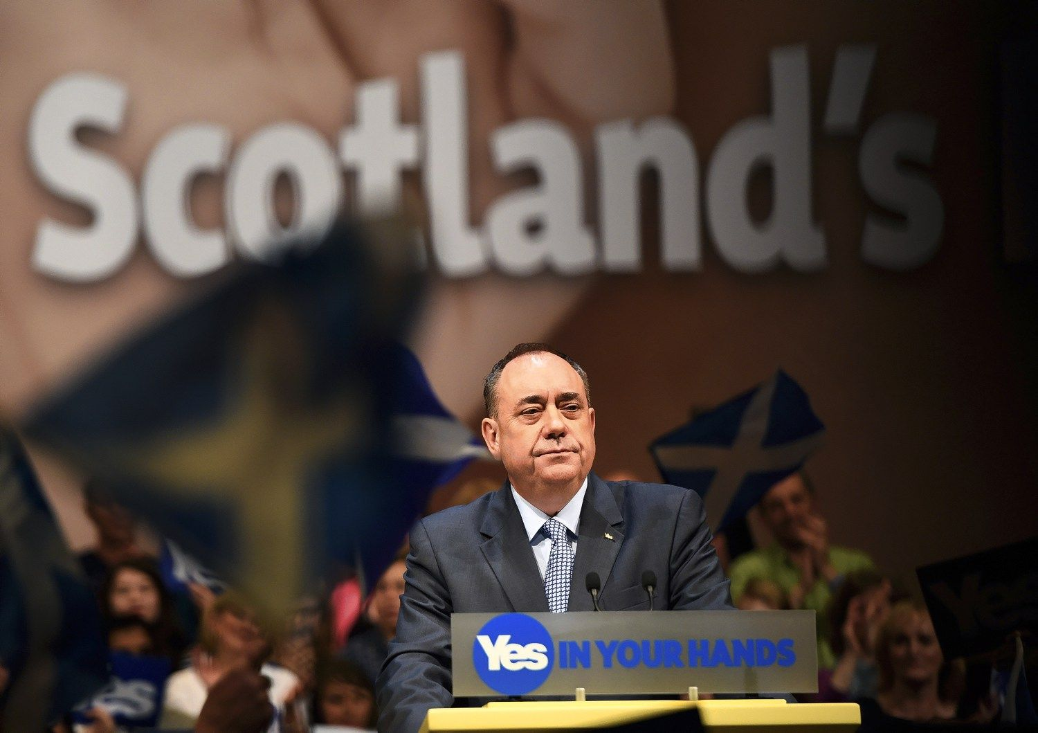 Scots Could Join European Market Via Nordic Model, Salmond Says