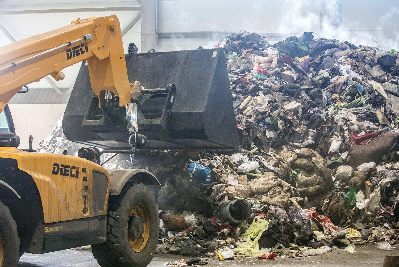 ES siūlodidesnius atliekų perdirbimo tikslus