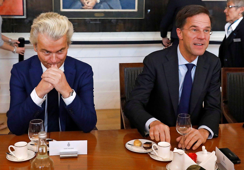 Nyderlandų pavyzdys:pasaulio pabaigos nebus