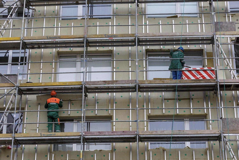 Daugiabučių modernizavimui – dar 90 mln. Eur