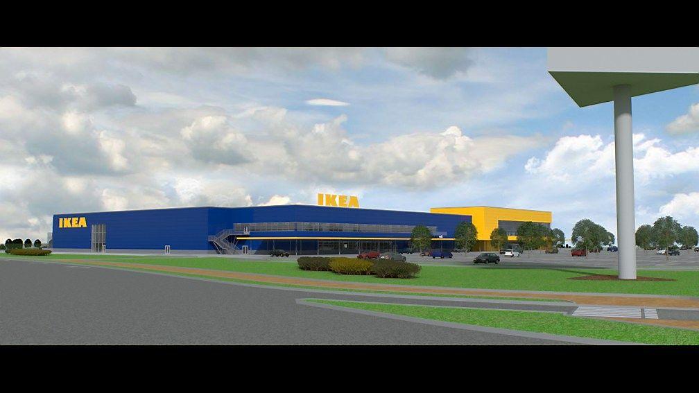 Rygos IKEA techninis projektas patikėtaslietuviams