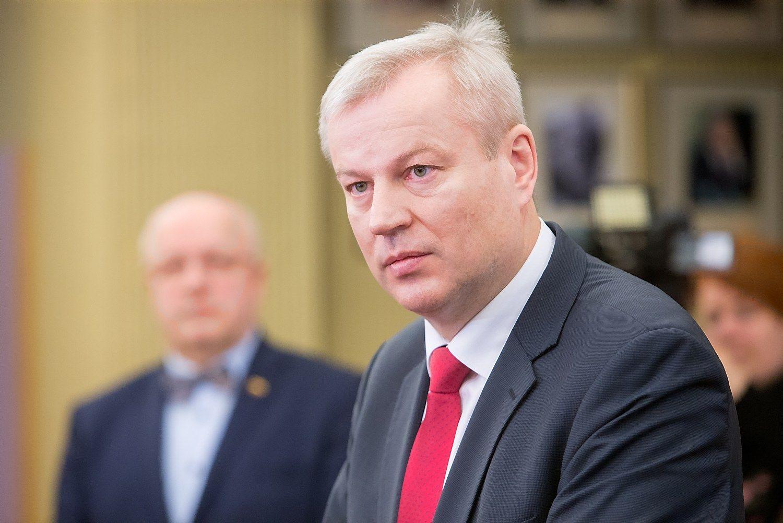 Apkaltos Basčiui galimybę narstys net dvi komisijos Seime