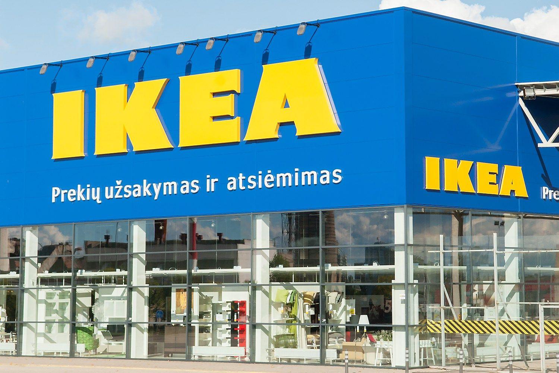 IKEA išplėtė prekių užsakymo ir atsiėmimo vietą Klaipėdoje